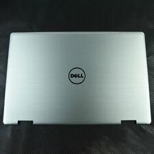 OEM Dell Inspiron 15MF 7000 7569 7579 LCD Back Cover Case Silver Touch GCPWV