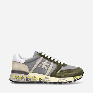 Premiata scarpa uomo sneaker Lander 5195 TAGLIA 42