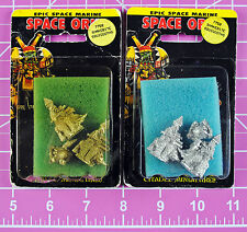 Epic 40K Ork Snakebite Squiggoths + Tinbot (2 Packs!) OOP Citadel Orks Squiggoth