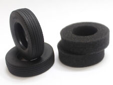 1/14 Semi Truck Tires 14th Tyre Tamiya Lorry RC4WD (a pair)