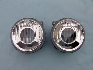 "BMW E30 M3 HELLA LOW BEAM LIGHTS, BRAND NEW, ""SMILEY´S"""