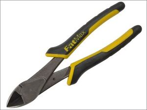 Stanley Tools - FatMax Angled Diagonal Cuttting Pliers 200mm - 0-89-861