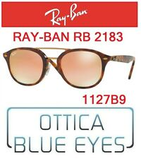 Occhiali da Sole RAYBAN RB2183 1127B9 Sunglasses Ray Ban Sonnenbrillen NEW STYLE
