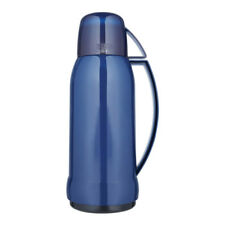Thermos Jupiter Vacuum Flask Assorted Colours 1 Ltr 184977