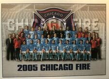 Chicago Fire 2005 Team Set Issued by Athletico (MLS) 32-card set *RARE*