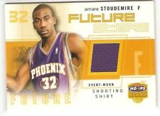 AMARE STOUDEMIRE ROOKIE JERSEY 2002-03 NBA HOOPS FUTURE STARS SUNS NY KNICKS