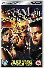 Starship Troopers 3 - Marauder (UMD, 2008)