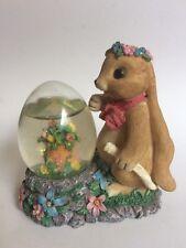 Mervyn's 1998 Spring Bunny Globe.