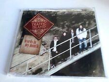 Traffic Island-words in my mouth | CD NEW | Finnish alternativa rock + + RARE