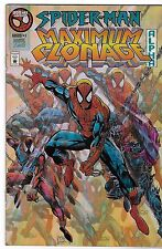 SPIDER-MAN MAXIMUM CLONAGE ALPHA & OMEGA #1 Marvel Comics NM (1995)]