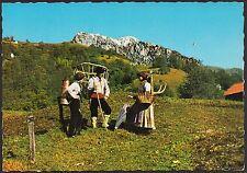 AD3280 Verbania - Provincia - Valle Vigezzo - Costumi locali
