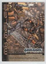 2001 Melee #ME8 Amazon Blademistress v Half-Troll Hacker Non-Sports Card 1l2