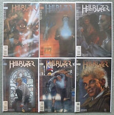 "HELLBLAZER ""RAKE AT THE GATES OF HELL"" #78-83 SET.GARTH ENNIS.1994 1ST PRINT.VFN"