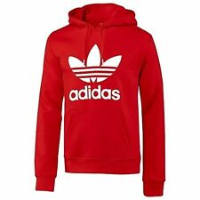 adidas Cotton Blend Hooded Sweats for Men