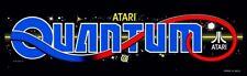 Quantum Arcade Marquee – 26″ x 8″