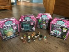 Disney Doorables lot Playsets and Figures (Some Rare)