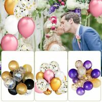 "20pcs 12""Confetti Balloon Bouquet for Baby Shower Birthday Wedding Party Decor"
