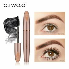41f97ab11d4 O 3D Silk Fiber Eyelash Black Mascara Waterproof Lasting Thick Mascara