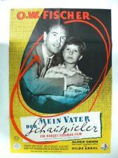 Filmplakat Mein Vater der Schauspieler