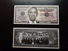 OBAMA  ONE TRILLION DOLLARS