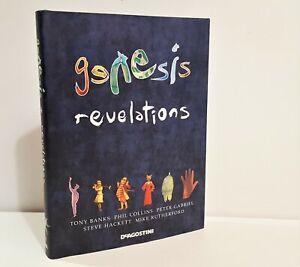 GENESIS - REVELATIONS - COPERTINA RIGIDA - SEALED - FUORI CATALOGO