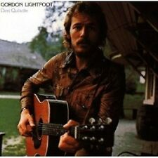 GORDON LIGHTFOOT - DON QUIXOTE CD POP 11 TRACKS NEW+