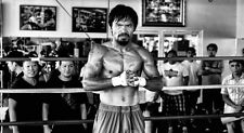"Manny Pacman Pacquiao Boxing champion Silk Cloth Poster 43 x 24"" Decor 20"