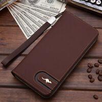 Portafoglio borsellino uomo donna con portamonete porta carte con RFID Blocking