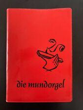 die mundorgel (3. Auflage)