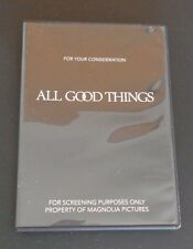 ALL GOOD THINGS For Your Consideration FYC DVD PROMO Screener 2010