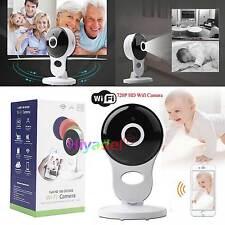 Wireless WIFI HD 720P IP Camera Indoor Security Pan Tilt Night Vision Cam WOW