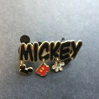 Mickey Mouse Body Parts Dangle Disney Pin 138