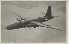 Postcard 1167 - Aircraft/Aviation Real Photo Martin P4M-1 Mercator