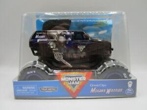 Monster Jam Monster Truck Great Clips Mohawk Warrior 1:24 Diecast Truck New