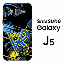 COVER 3D VALENTINO ROSSI VR 46 THE DOCTOR for SAMSUNG GALAXY J5 CASE 306