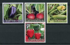 Liechtenstein 2018 MNH Crop Plants Vegetables 4v Set Nature Stamps