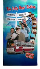 Only Fools and Horses Official Beach Towel The Jolly Boys Outing #2 (sgn)