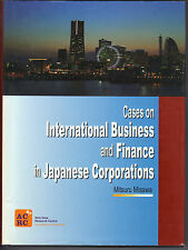Cases on International Business and Finance in Japanese Corporations M. Misawa