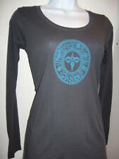 NEW Alternative Apparel ORGANIC Buddha Ashtamangala top