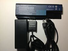 HHHFExternal Laptop Battery NEW CHARGER for GATEWAY NV79 ACER AS07B42 B51  MORE