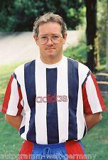 Wolgang Gebhardt Bayern München 1994-95 seltens Foto