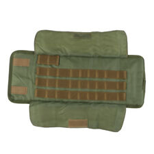 Roll Up Fly Tying Tool Pouch Soft Nylon Fly Fishing Gear Assortment Holder