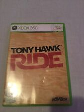 Tony Hawk Ride - XBOX 360-Includes manual, case & game