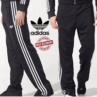✅ 24hr Delivery✅ Adidas Originals Firebird Mens Tracksuit Pants Casual Trousers