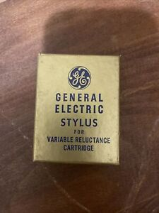 GE General Electric Stylus for Variable Reluctance Cartridge RPJ-012