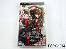 Amnesia Later PSP Japanese Import JP Japan Otome Portable US Seller B