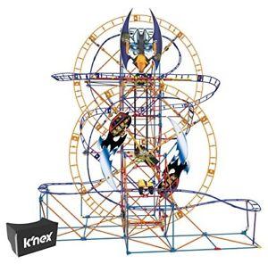 Bionic Blast Roller Coaster Building Toy Set Construction Thrill Rides 809 Piece
