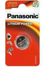 Piles Boutons Panasonic Cr2032
