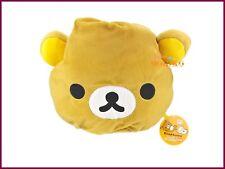 Rilakkuma Face Plush Rilakkuma Face Style Bag Stuffed Toy Cute Kawaii San-x