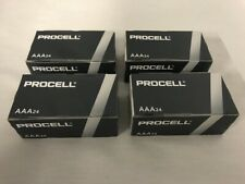 96 New AAA Procell Alkaline Batteries by Duracell PC2400 EXP 2026